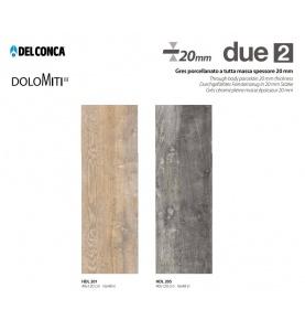 40x120 DEL CONCA DOLOMITI HDL205 20 mm
