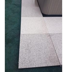 75x75 Refin Granito White